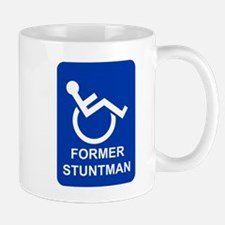 Former Stuntman Mug
