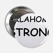 """Oklahoma Strong 2.25"""" Button"""
