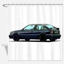1988 Isuzu Irmscher Turbo 2 Shower Curtain