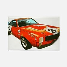 AMC Javelin Trans-Am Rectangle Magnet (10 pack)
