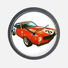AMC Javelin Trans-Am Wall Clock