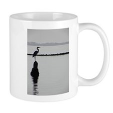 Heron Silhouette Mug