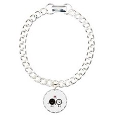 Cookie Love Charm Bracelet, One Charm