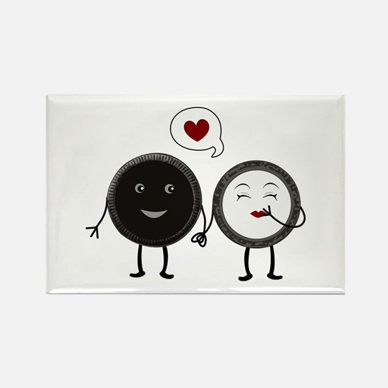 Cookie Love Rectangle Magnet