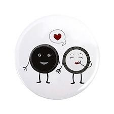 "Cookie Love 3.5"" Button"