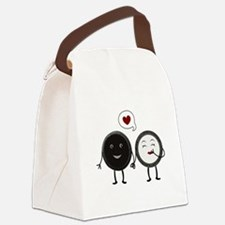 Cookie Love Canvas Lunch Bag