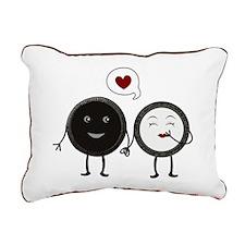 Cookie Love Rectangular Canvas Pillow