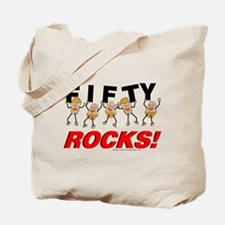 Fifty Rocks Tote Bag