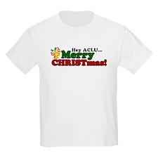 Hey ACLU 01 Kids T-Shirt