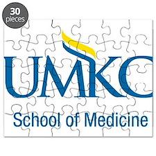 UMKC School of Medicine Apparel Products Puzzle