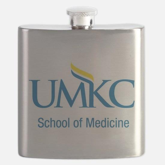 UMKC School of Medicine Apparel Products Flask