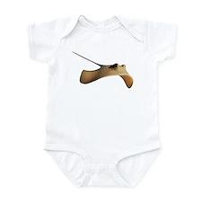 STINGRAY HUNTER Infant Bodysuit