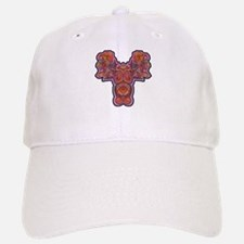 Red Quetzalcoatl Cap