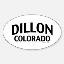 Dillon Colorado Decal