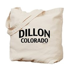 Dillon Colorado Tote Bag