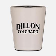 Dillon Colorado Shot Glass