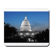 Capitol Hill Blue Mousepad