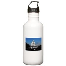 Capitol Hill Blue Water Bottle