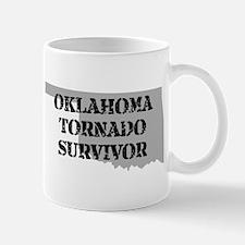 Oklahoma Tornado Survivor Mug