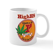 "HighHS 'I blame the yearbook"" Design Mug"