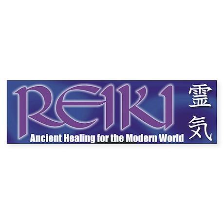 Ancient Healing Bumper Sticker