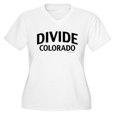 Divide Colorado Plus Size T-Shirt