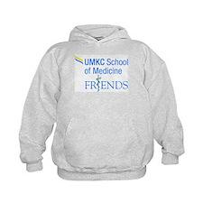 UMKC School of Medicine Friends Logo Hoodie