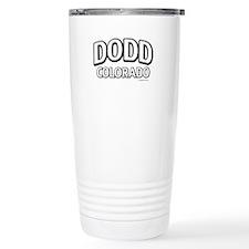 Dodd Colorado Travel Mug