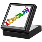 Rainbow Lokahi Keepsake Box