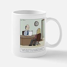 Competence Threat Mugs