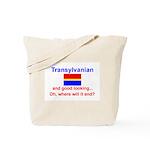 Good Looking Transylvanian Tote Bag