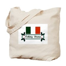 Irish Nollaig Shona Tote Bag