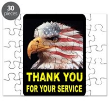 MILITARY THANKS Puzzle