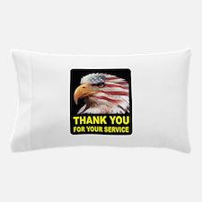 MILITARY THANKS Pillow Case