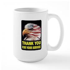 MILITARY THANKS Mug