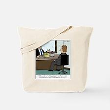 Cute Insurance Tote Bag