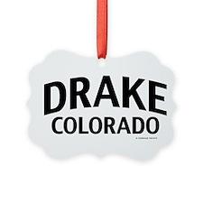 Drake Colorado Ornament