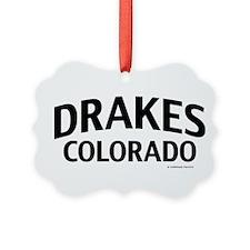Drakes Colorado Ornament
