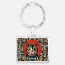 Cat World Vintage Kitty Keychains