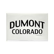 Dumont Colorado Rectangle Magnet