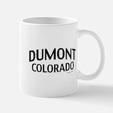 Dumont Colorado Mug