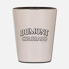 Dumont Colorado Shot Glass