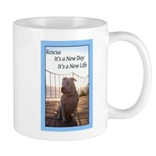 Rescue: Its a New Day, Its a New Life Mug