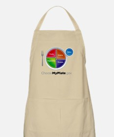 Choose My Plate Apron