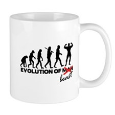 Evolution Of Beast Mug