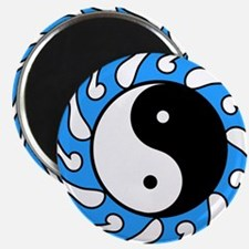 Cute Chinese balance Magnet