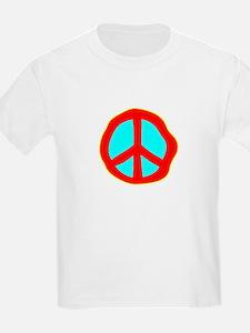 Dazed Peace Sign T-Shirt