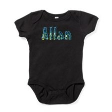Allan Spring11B Baby Bodysuit