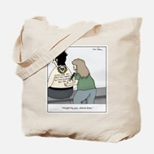 Funny Promotional Tote Bag