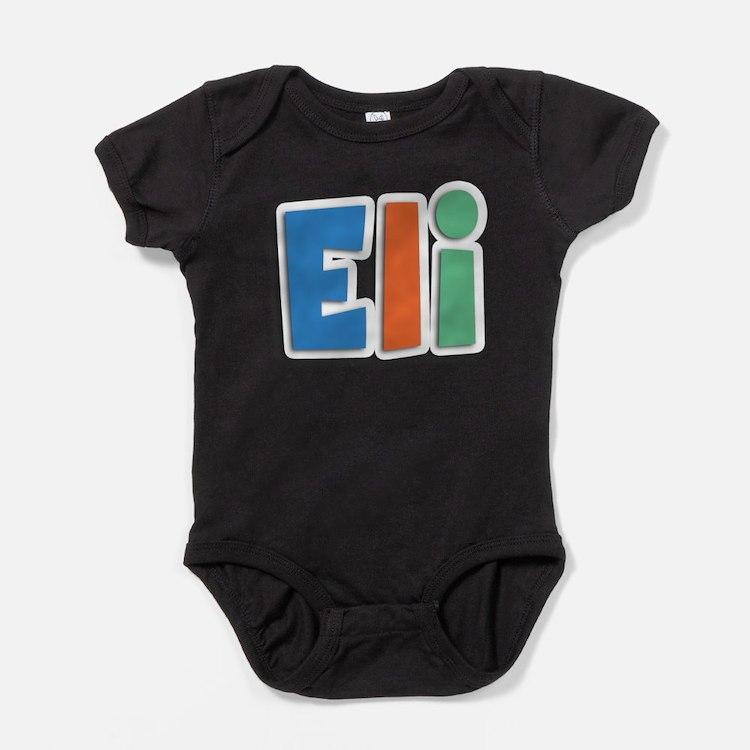 Eli Spring11B Baby Bodysuit